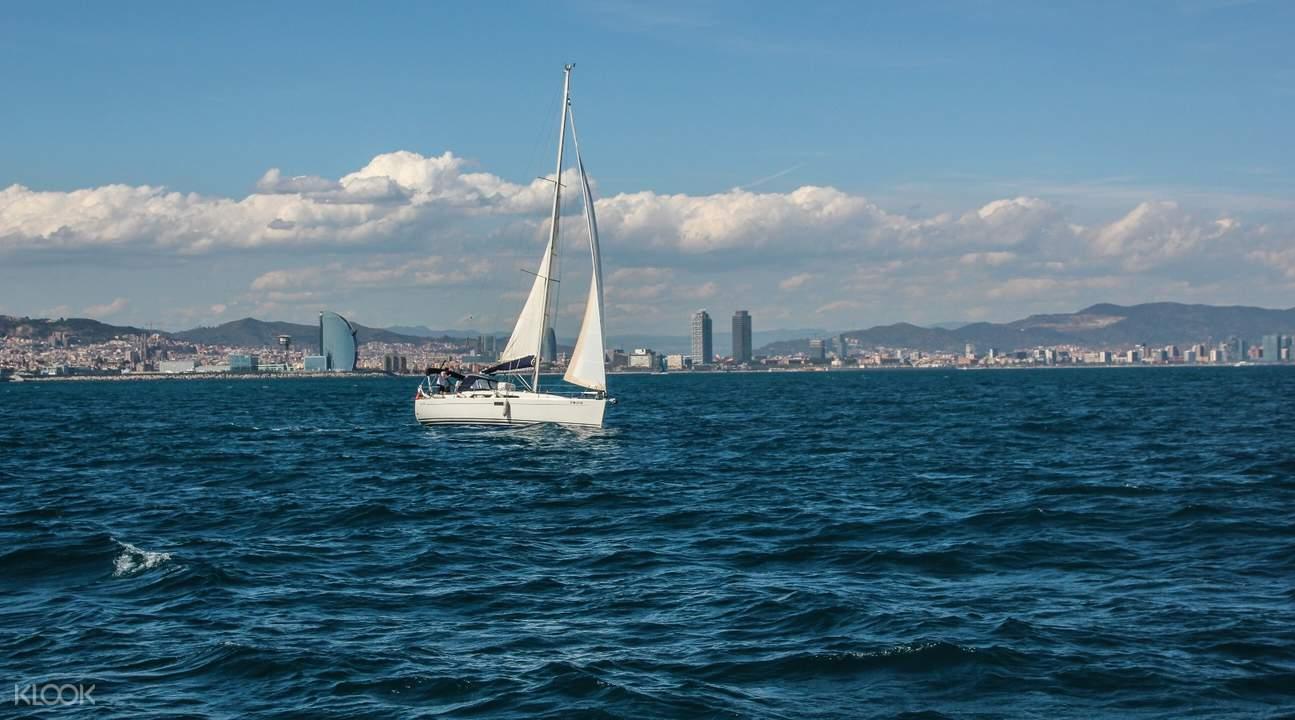 巴賽隆納遊艇體驗