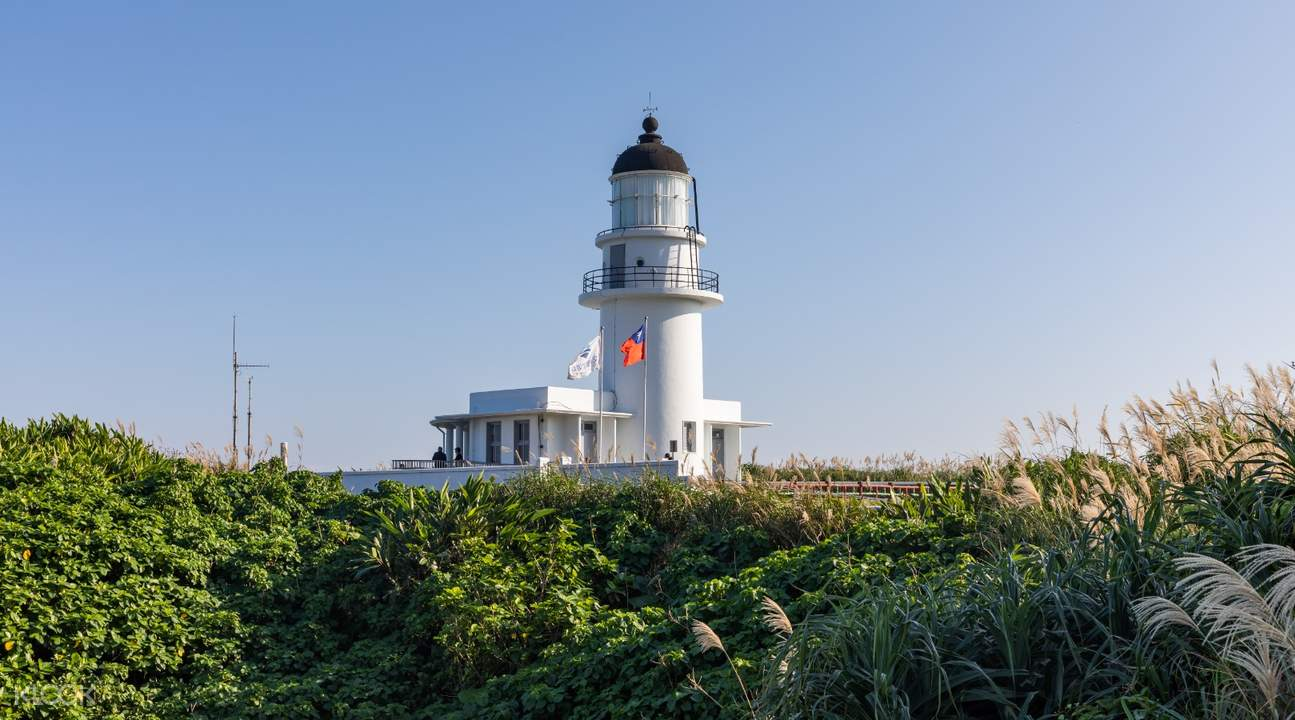 sandiaojiao lighthouse taiwan taipei tour