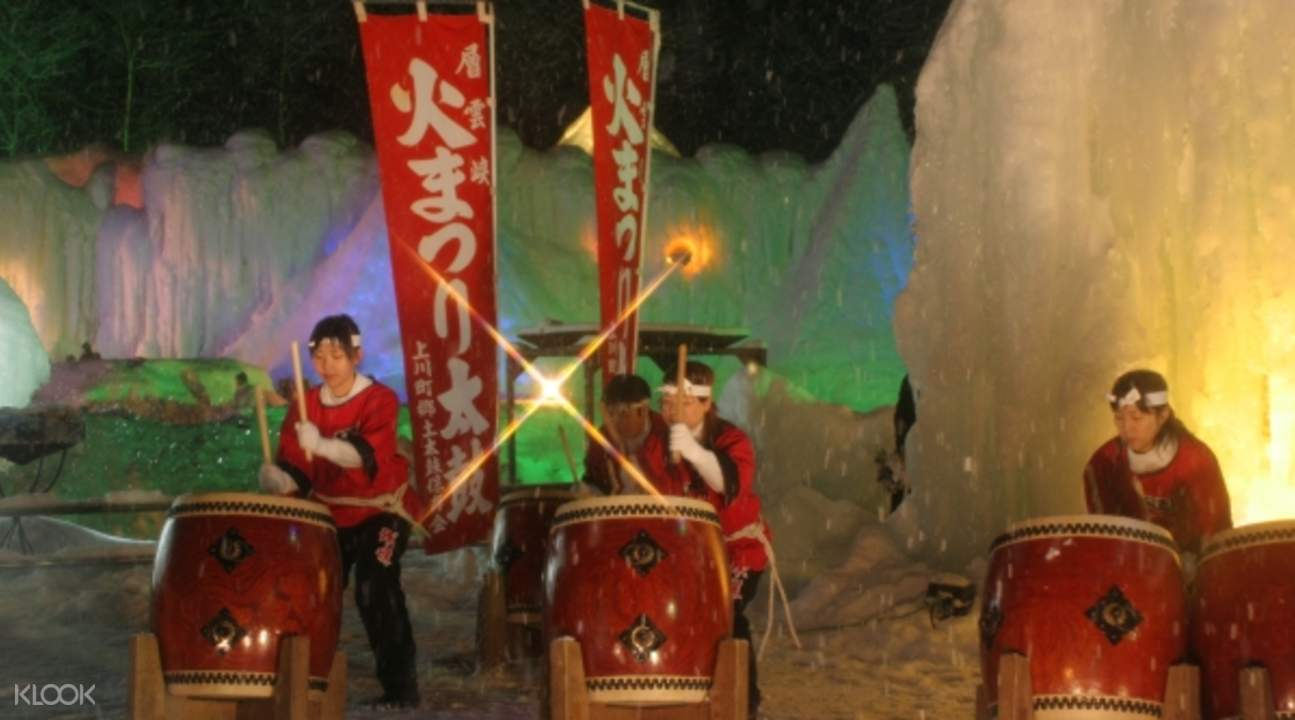 Hokkaido Ice festival