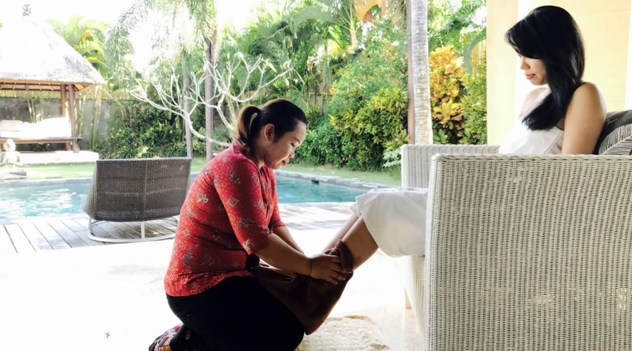 巴厘島上門spa