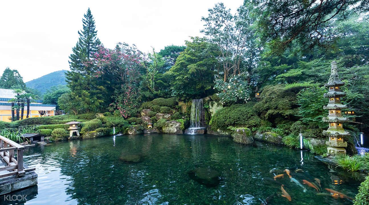 Gero Hot Springs Suimeikan