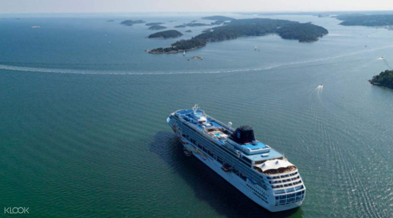 Helsinki to Stockholm cruise and tour