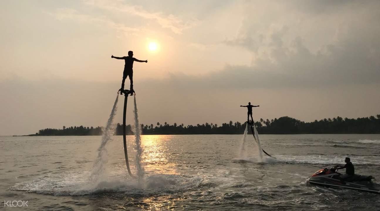 水上飞行器