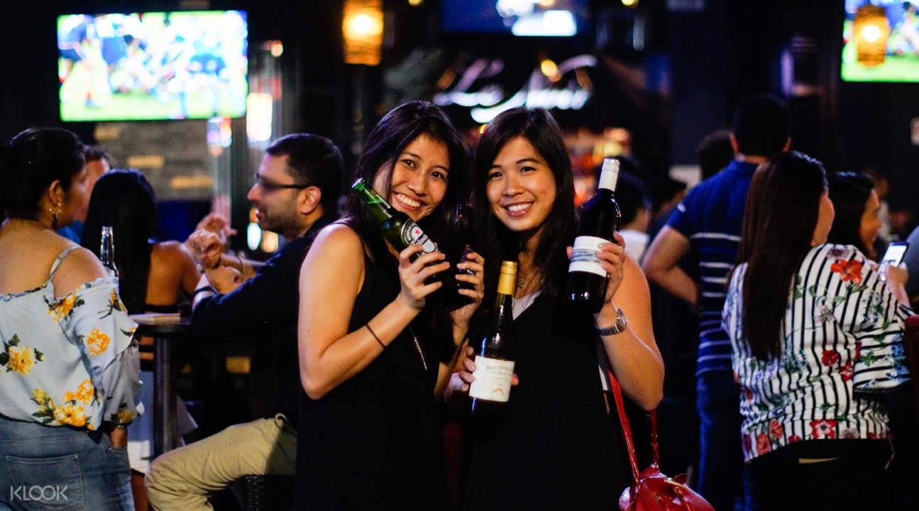 Le Noir 克拉碼頭新加坡散售啤酒
