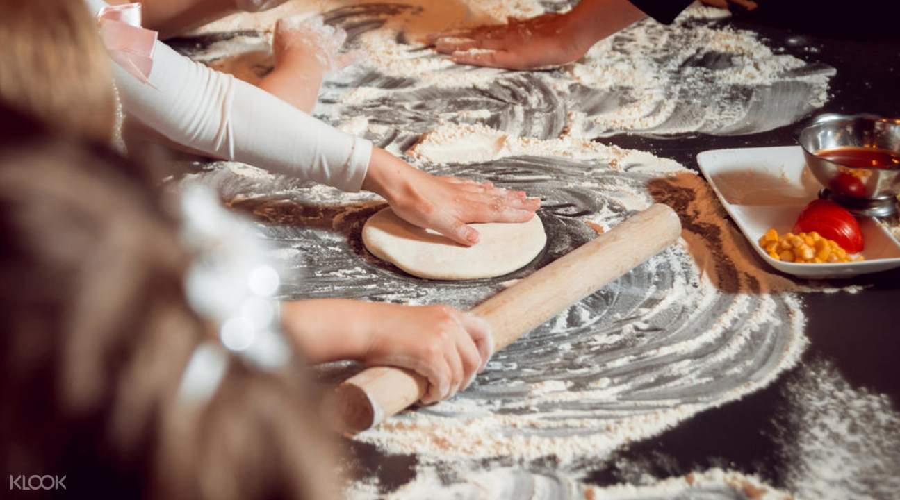 玛格丽特披萨制作课程