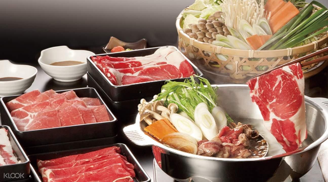 日式涮涮鍋