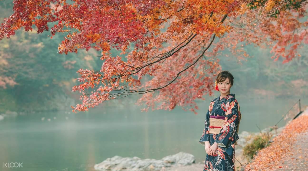 京都浴衣租借