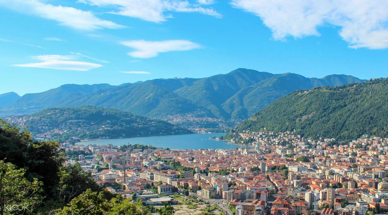Guided Day Trip to Lake Como and Bellagio