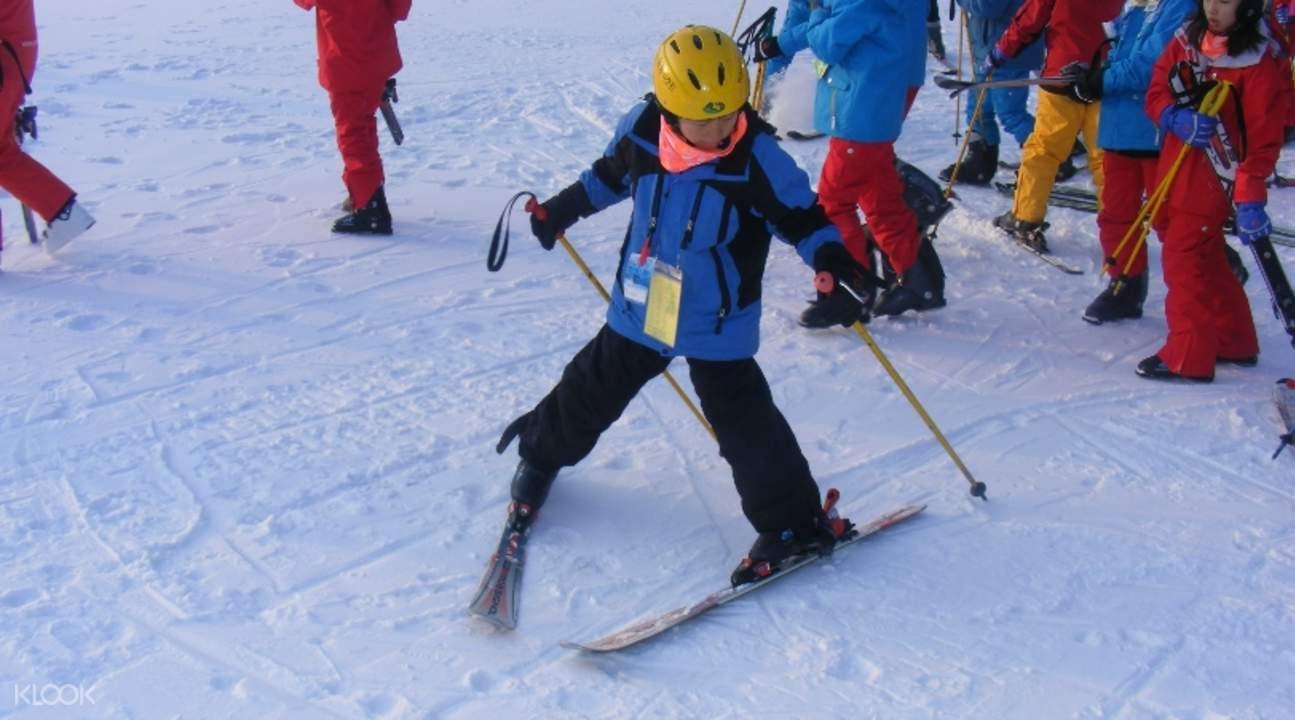 私人接送伊甸園山谷滑雪度假村(多種套餐可選)