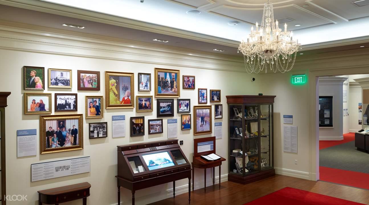 尼克松博物館及圖書館
