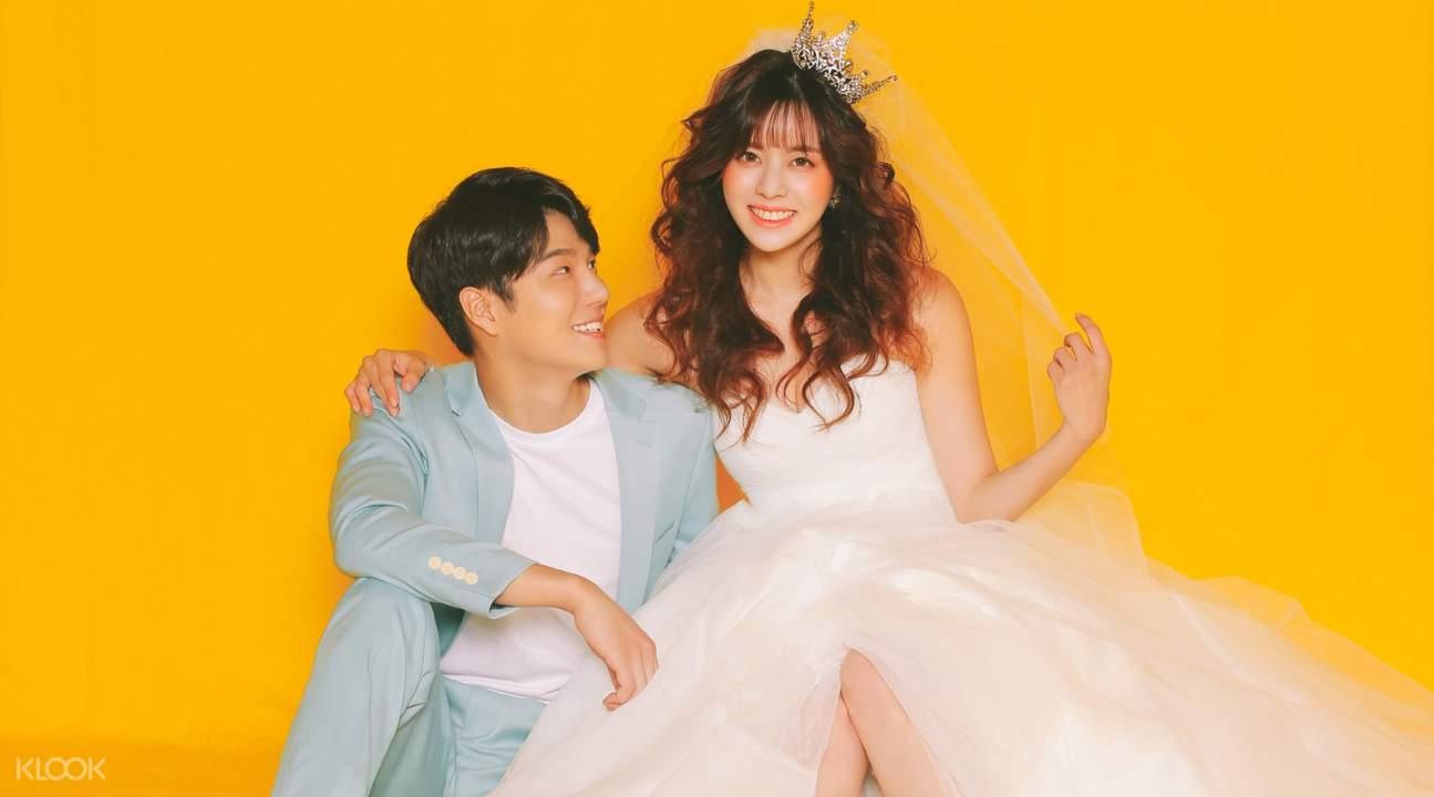 wedding photography korea