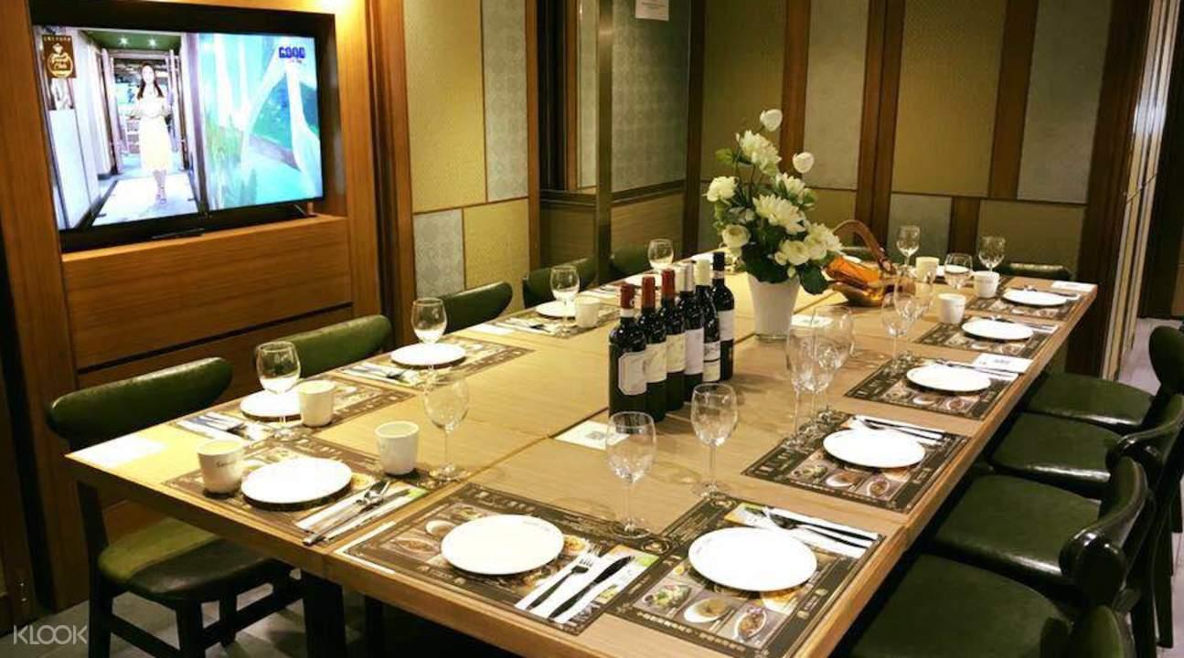 金兰花泰国餐厅铜锣湾