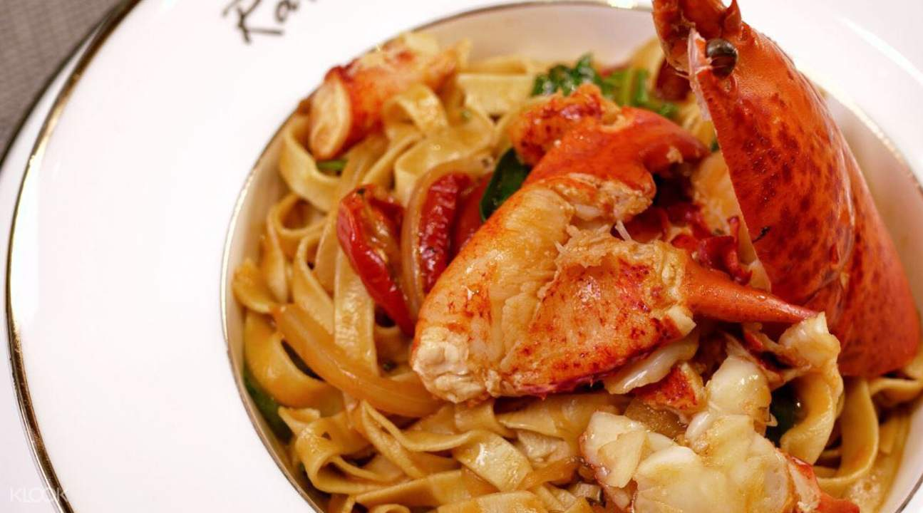 红馆 - 香港中环的意大利菜餐厅(现金券 / 超值套餐)