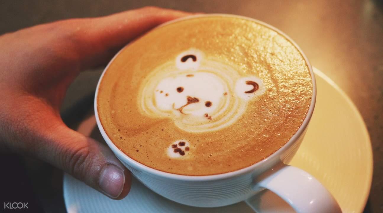 cafe r&c causeway bay hong kong latte art