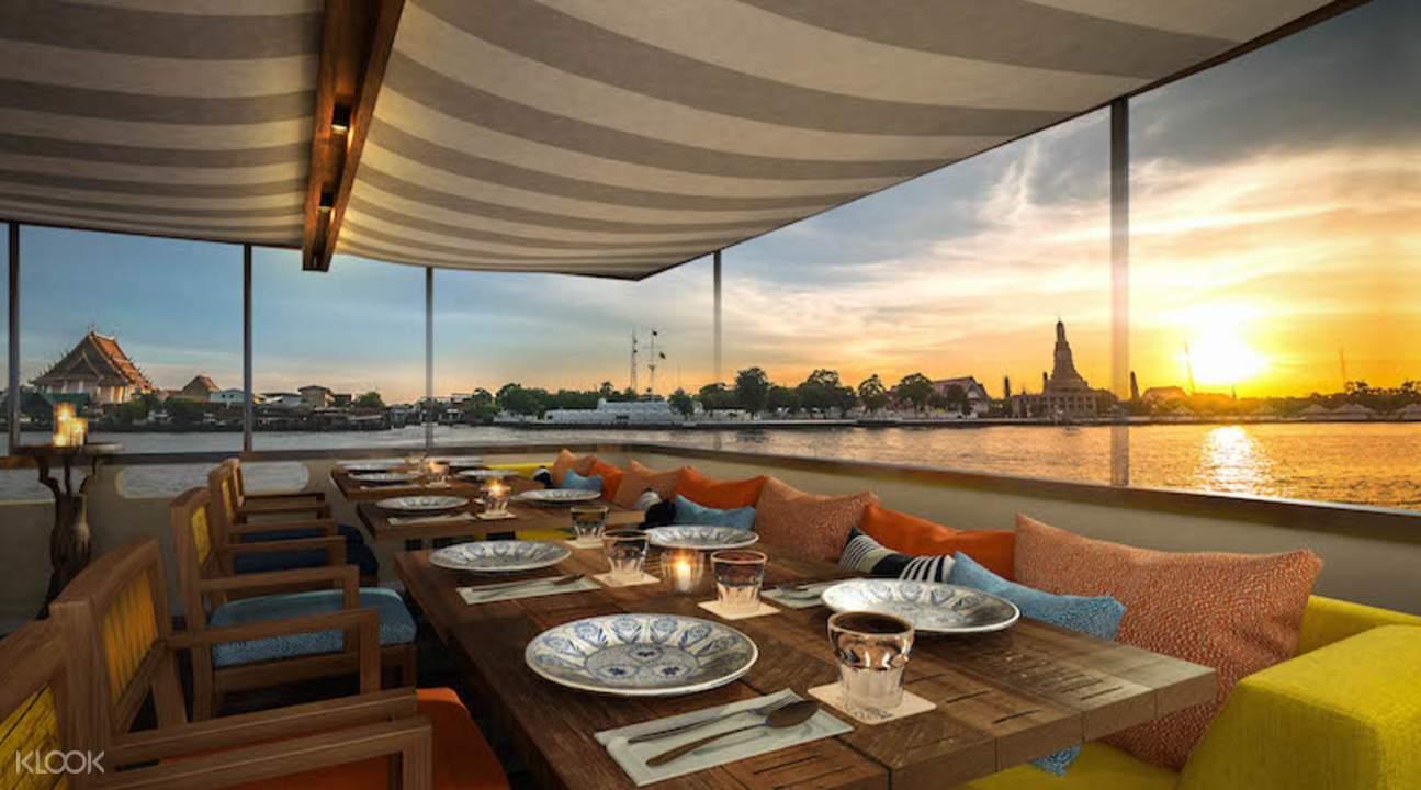 曼谷Supanniga品酒遊船