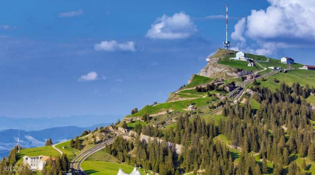 rigi queen of the mountains, mount rigi tour from zurich, mount rigi round trip