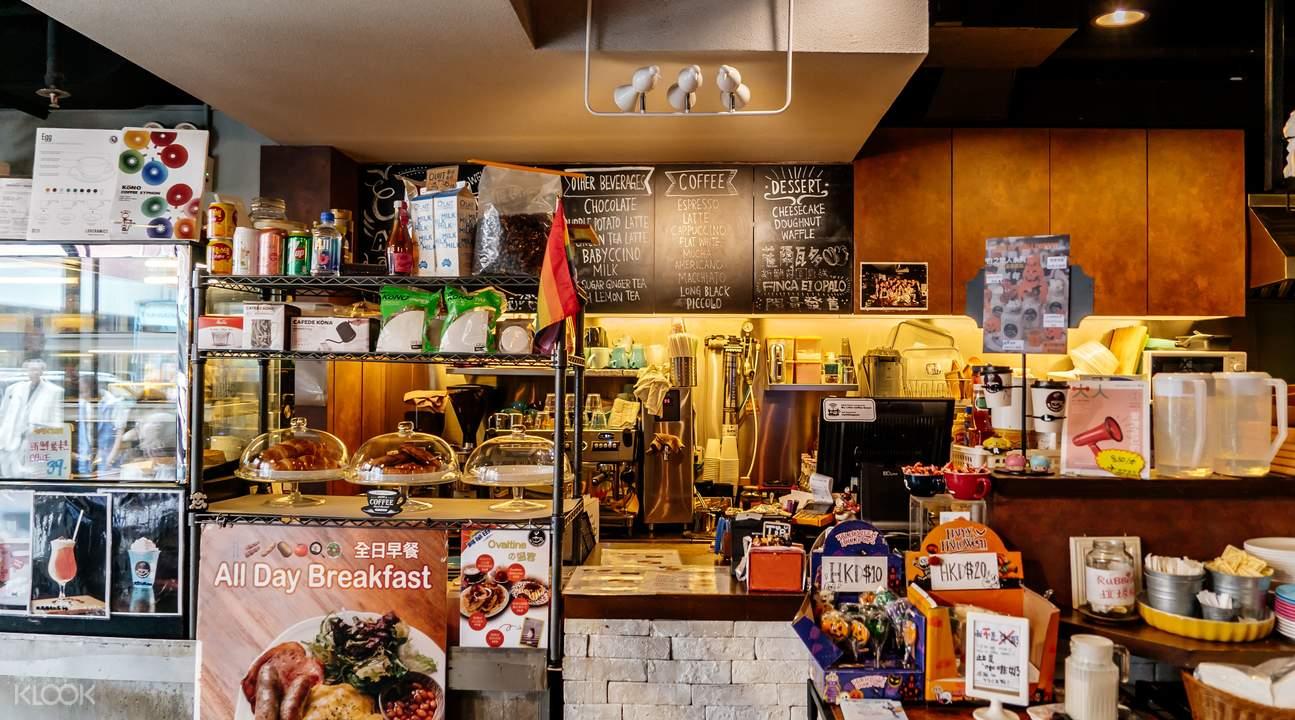 香港尖沙咀mylittlecoffee