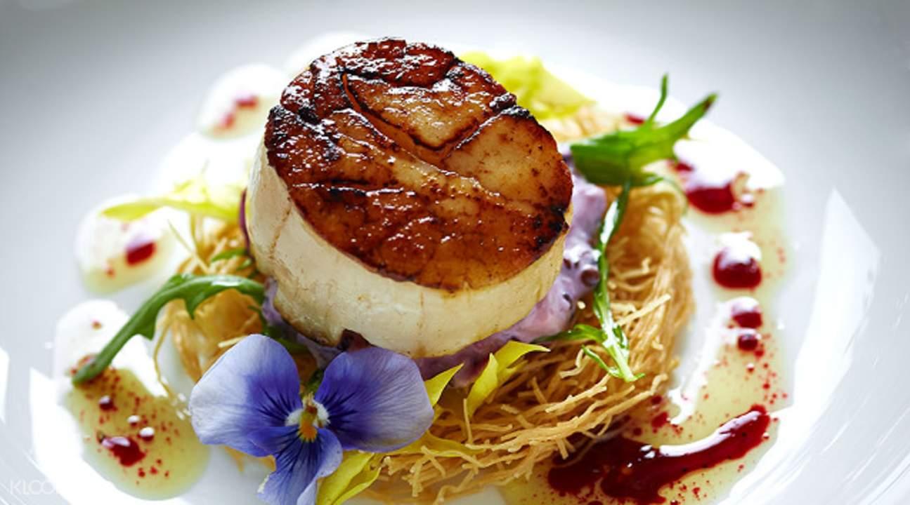悅榕庄貝隆 - 海鮮晚餐套餐