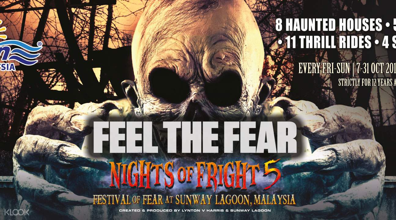Sunway Lagoon Nights of Fright