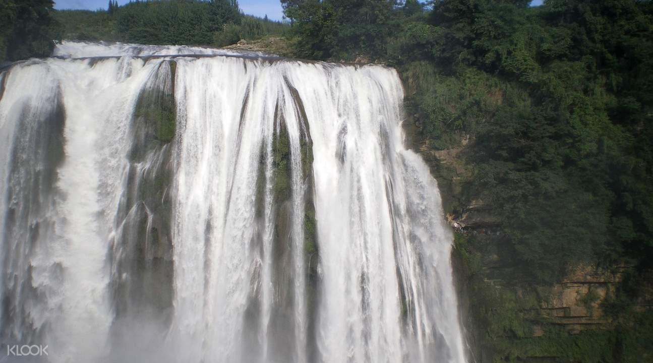 huangguoshu waterfall ashun