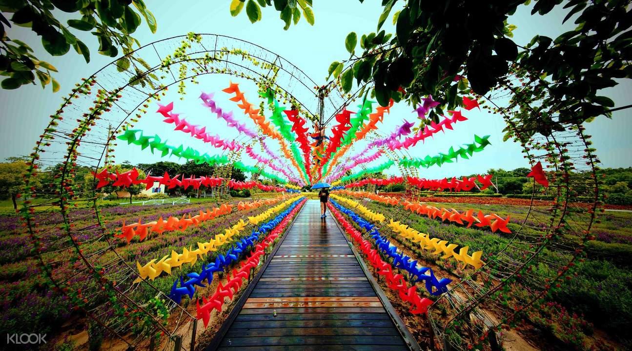 廣州花都香草世界門票