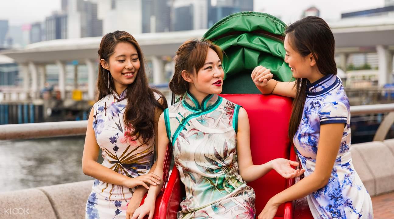 香港旗袍體驗