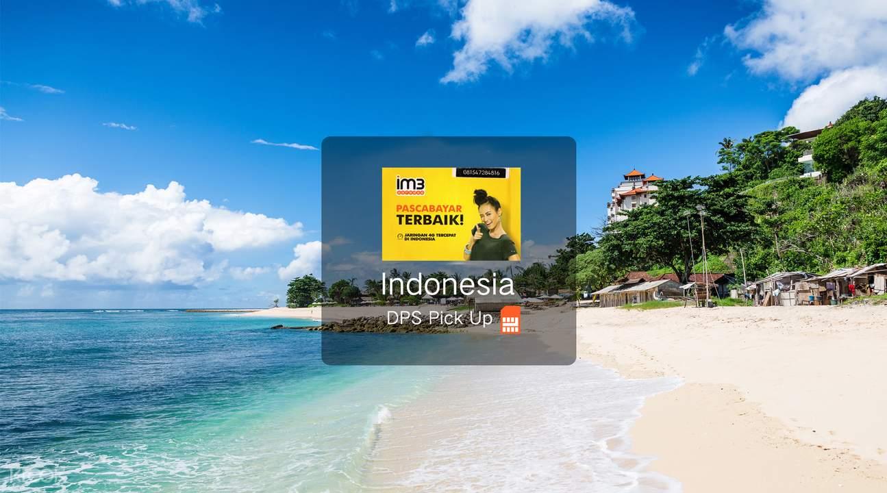 Bali traveler sim card