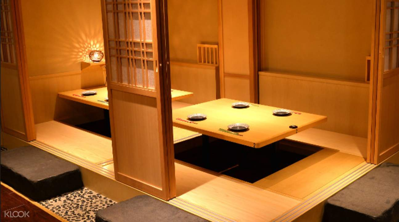 japanese izakaya yui umeda osaka japan