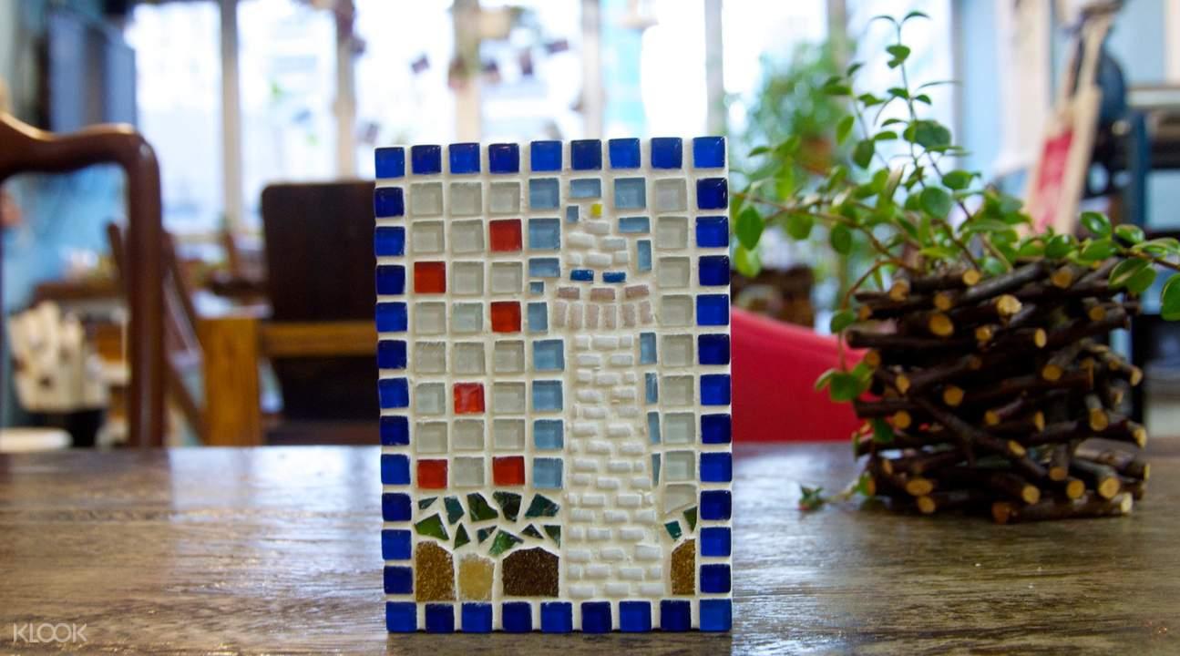 mosaic art classes