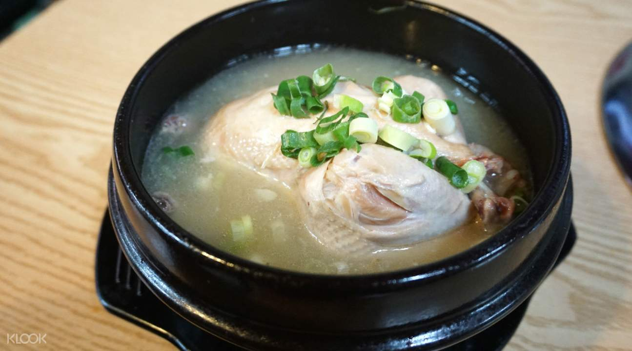 首尔四季韩方药膳一只鸡