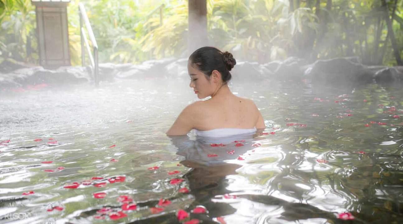 hot spring resort in guangdong