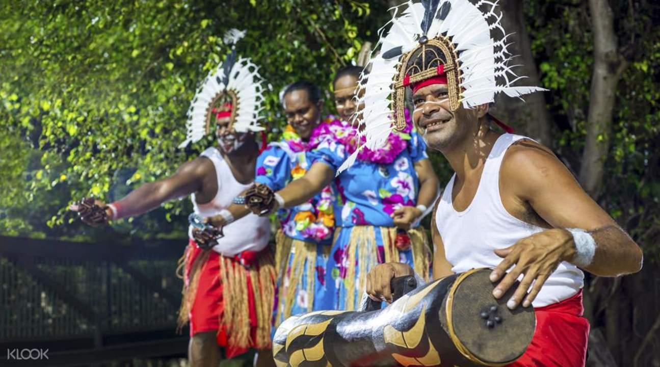 查普凯土著文化公园