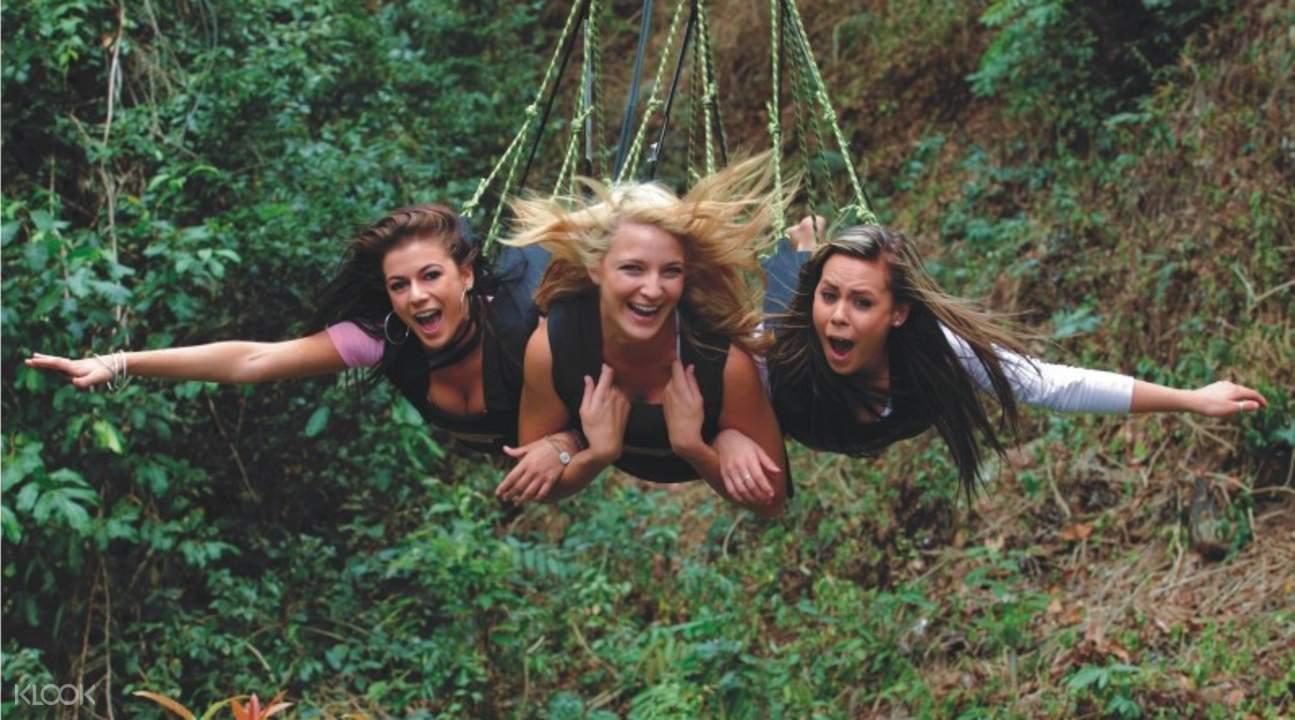Minjin Swing in Cairns