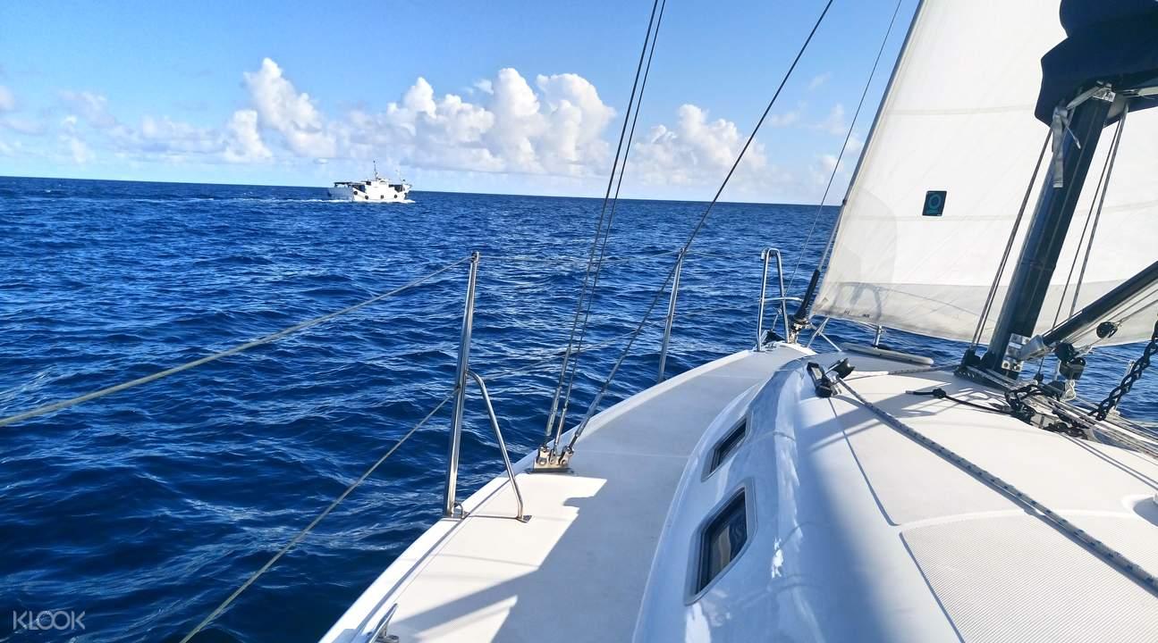 sailing Taiwan