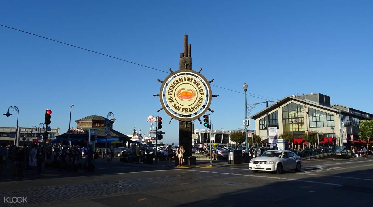 舊金山城市觀光半日游