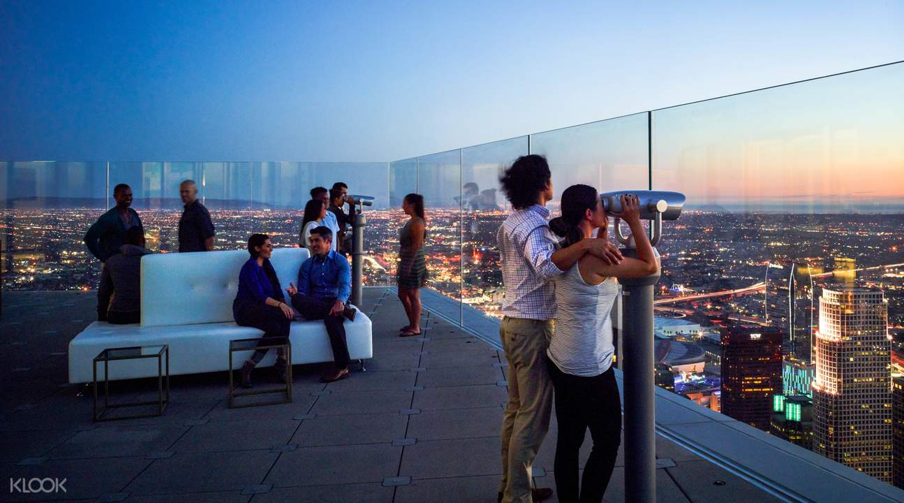 洛杉磯OUE Skyspace觀景台門票