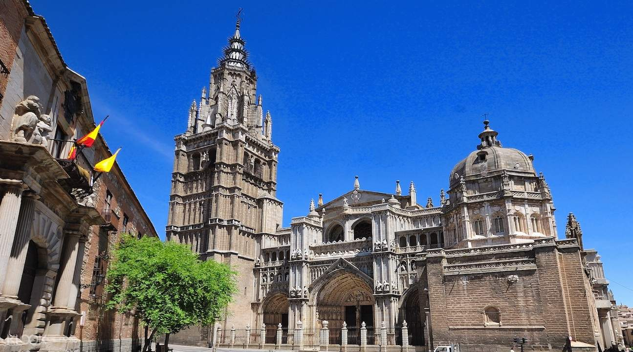 madrid highlights tour, toledo tour, madrid and toledo tours, toledo cathedral