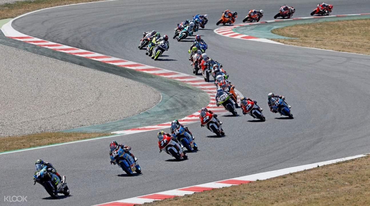 巴塞隆納世界摩托車錦標賽