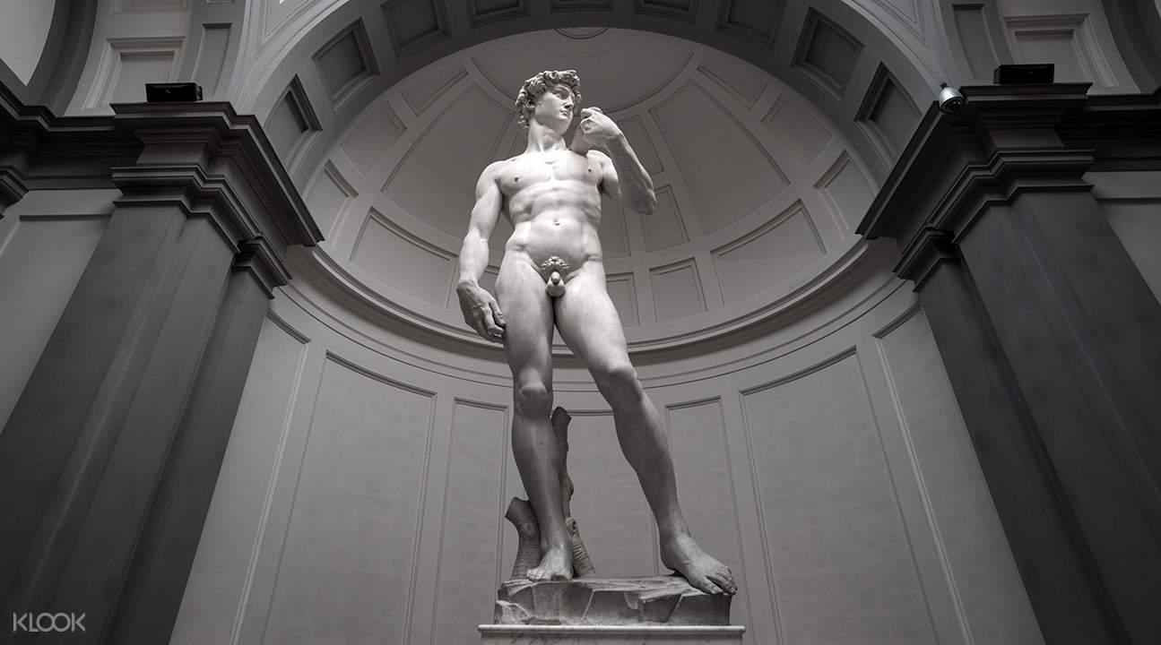 佛羅倫斯國立美術學院 & 烏菲齊美術館門票與導覽