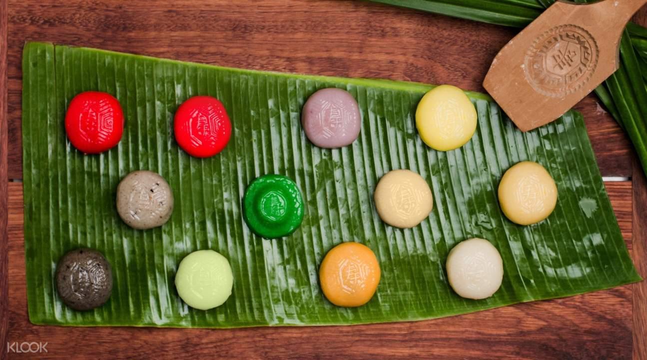 Poh Cheu Ang Ku Kueh at Kueh Appreciation Day by Slow Food Singapore