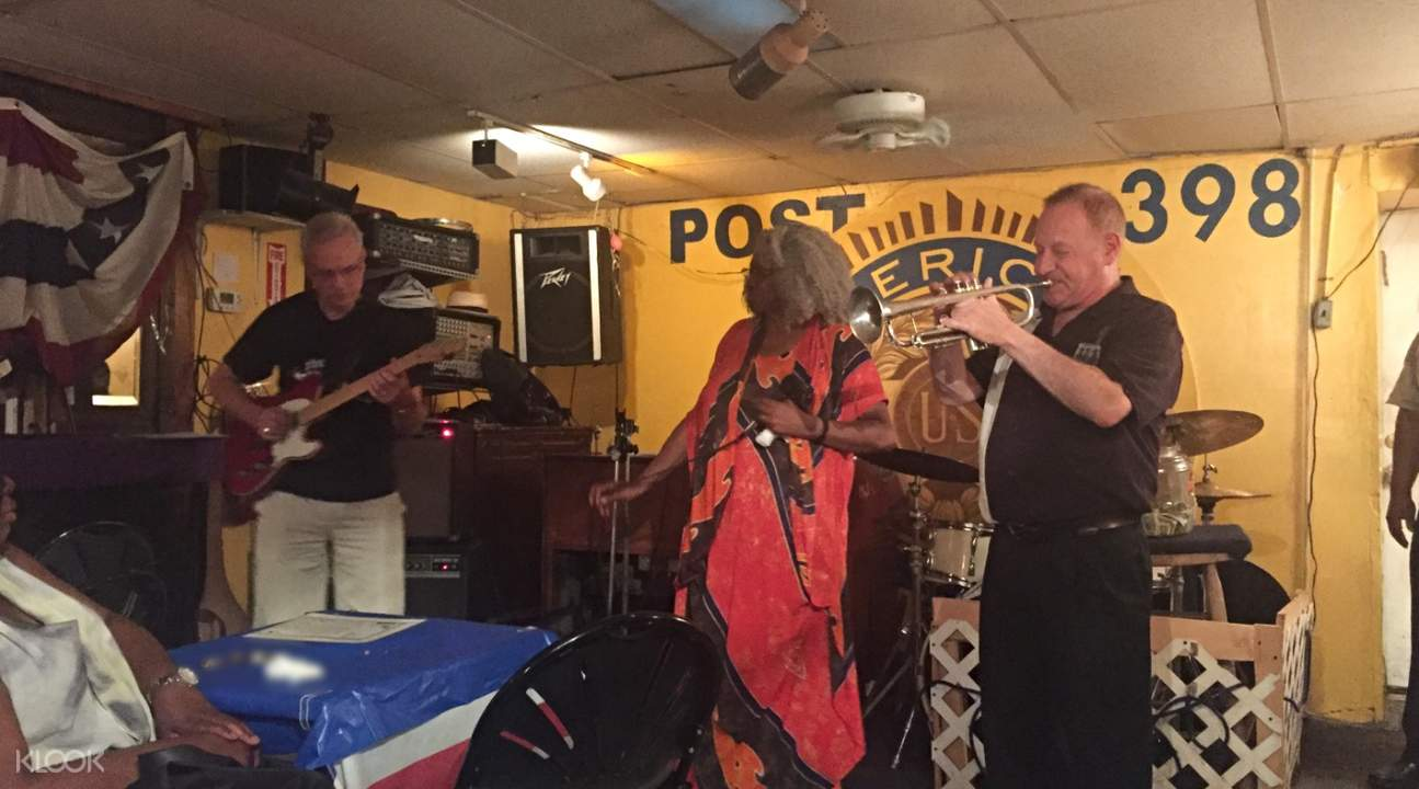 american legion harlem jammin' jazz evening tour new york