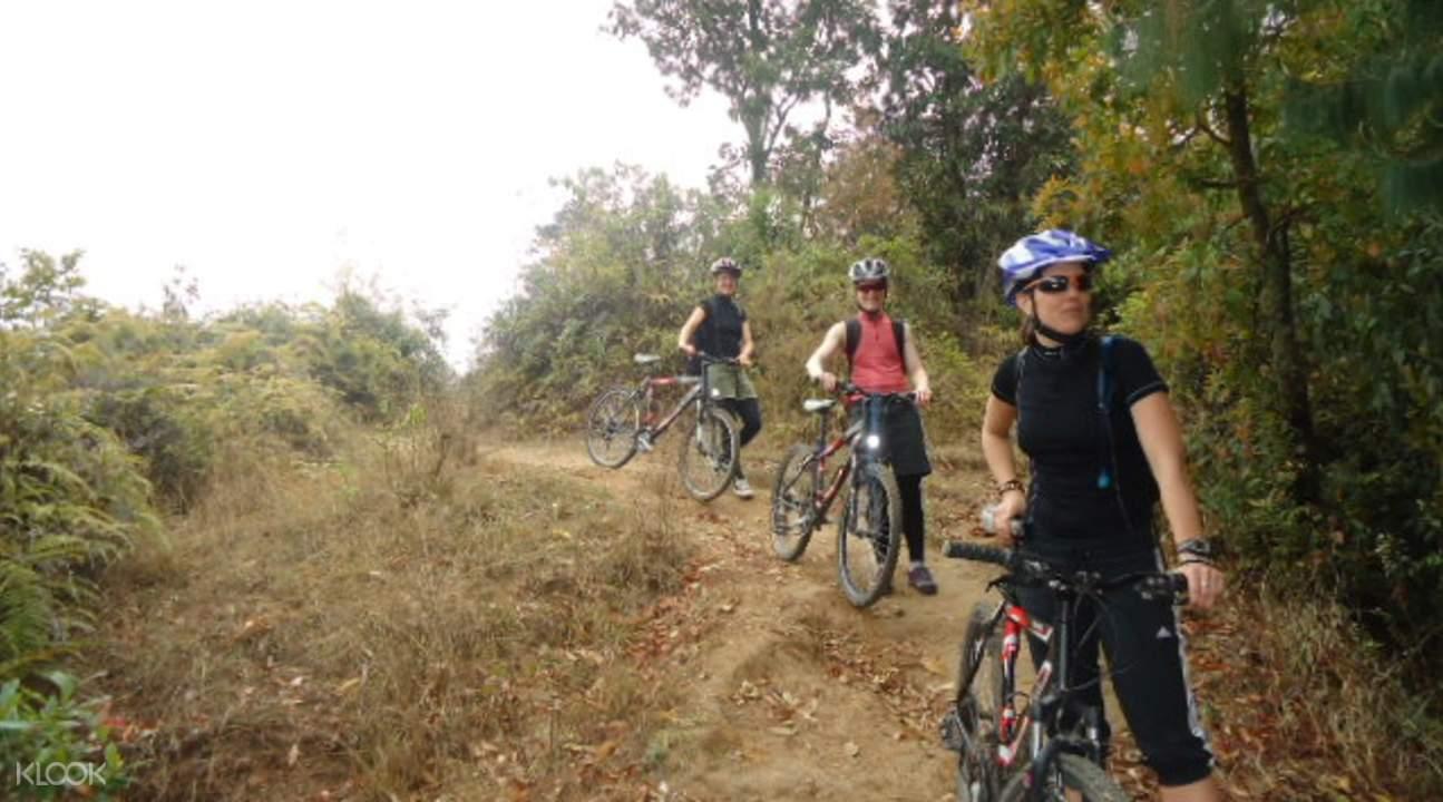 那加阔特山地自行车