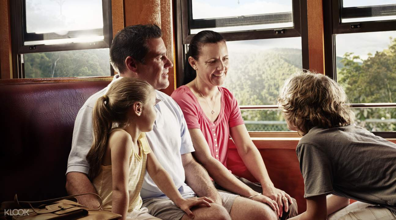 Kuranda railway tour