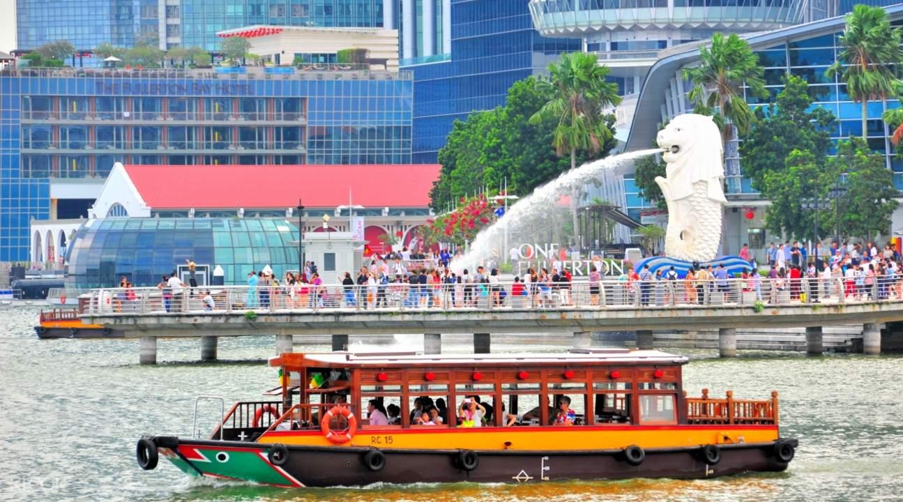 新加坡河遊船