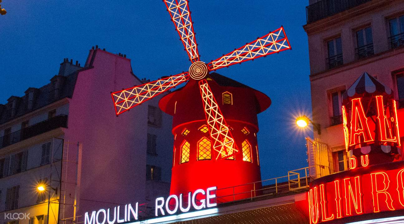 Moulin Rouge Facade