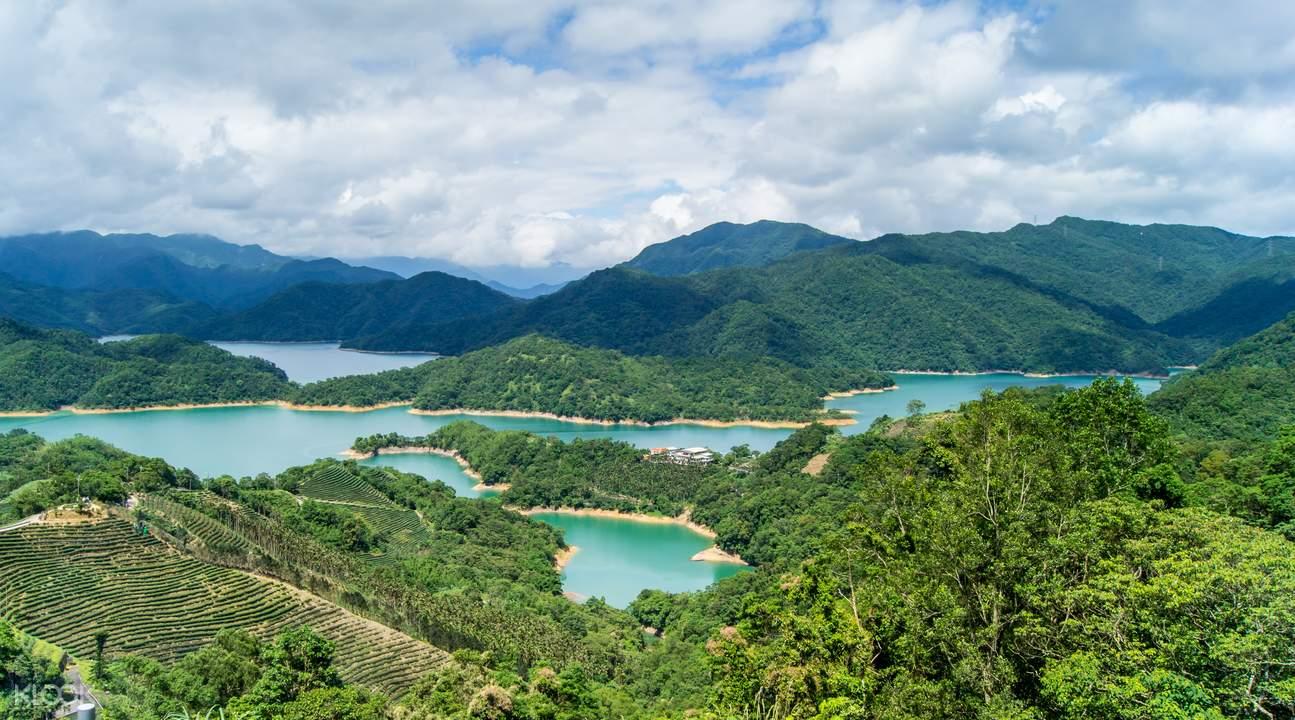 台湾千岛湖