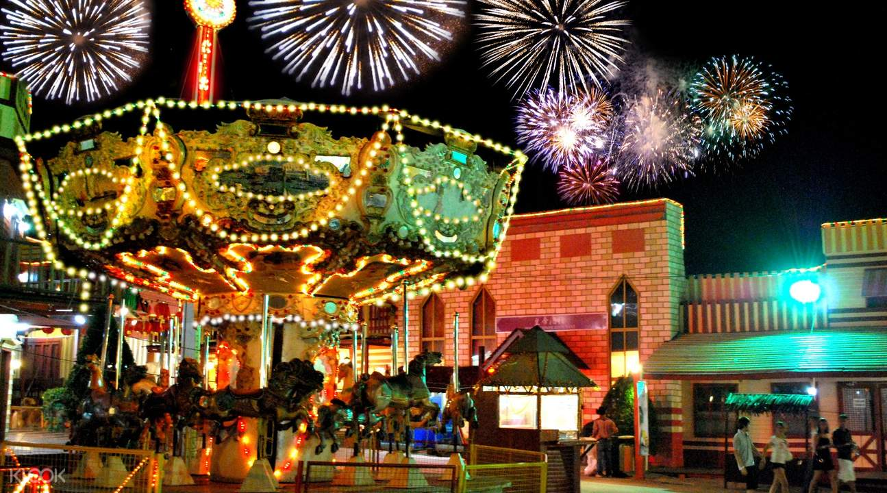 Fireworks A'Famosa Old West Cowboy Town