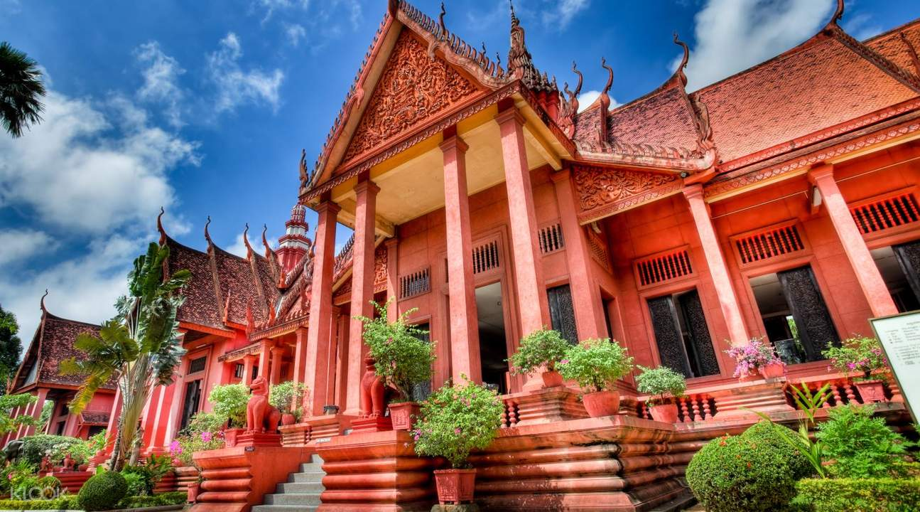Phnom Penh Full Day Tour