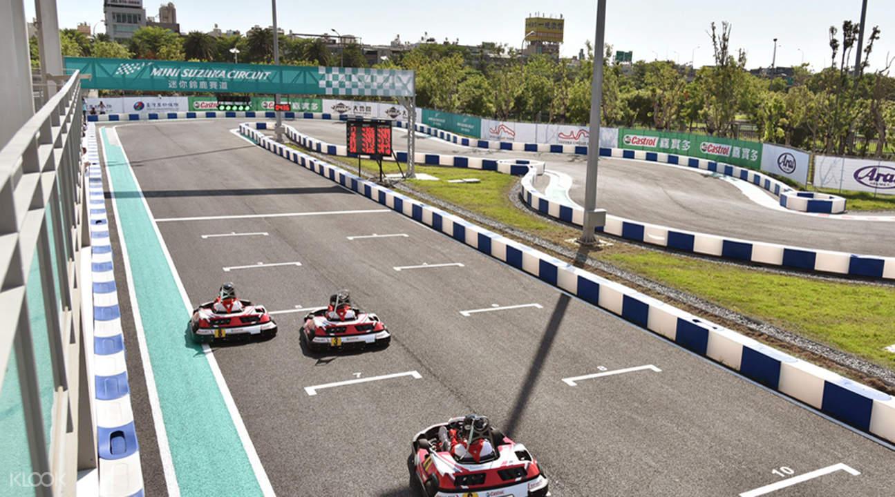 Circuito Karting : Mini suzuka circuit kart racing ticket klook