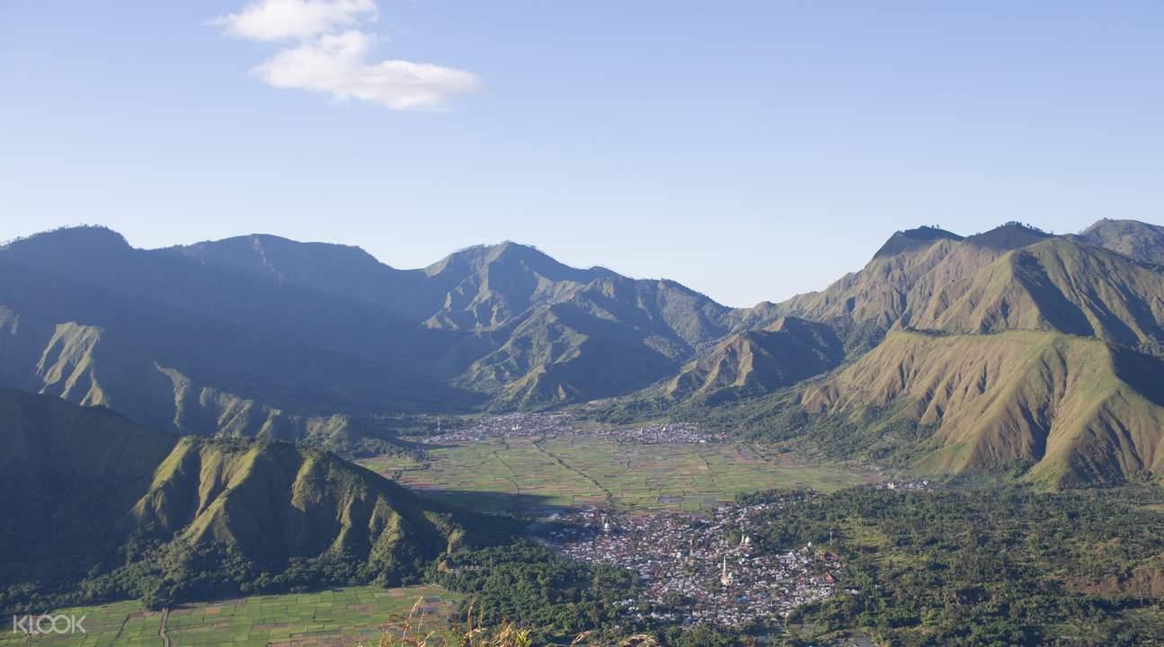 Lombok hike
